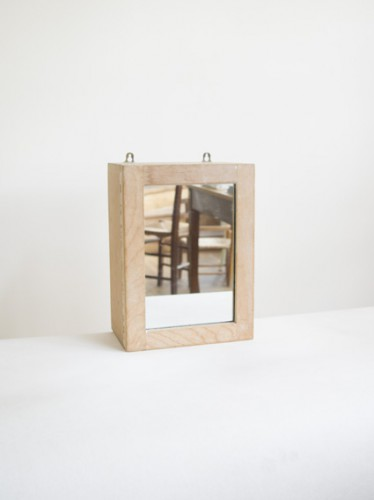wall mirror box