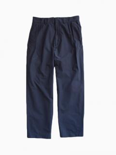 Honor gathering Luxury Cotton Pants (blue)