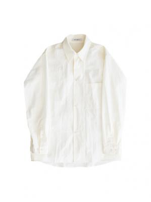 THE HINOKI Cotton Loose Fit Shirt