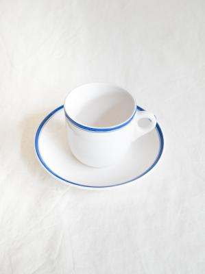 Cup and saucer  (Japan 1920`s)