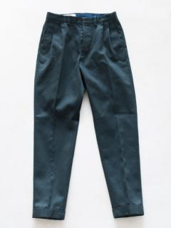 Honor gathering military cotton Pants (viridian)