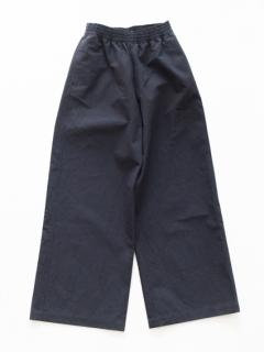 THE HINOKI Wide Pants (Black)
