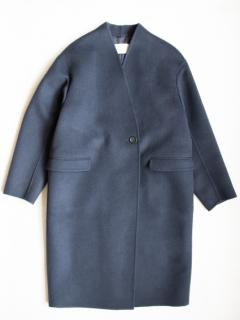 niuhans Double Comfort Coat (Navy)