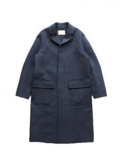 Double Face Atelier Coat (Navy)