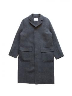 Double Face Atelier Coat (C. Grey)