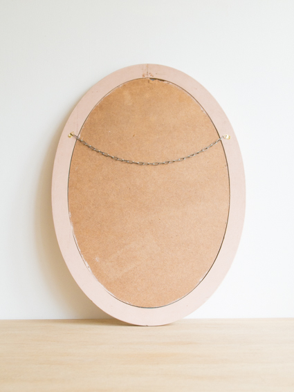 Oval Mirror  (France)