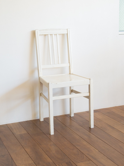 White Chair  (France)