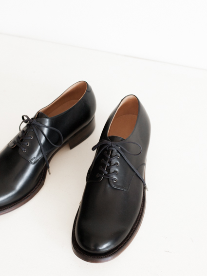 forme Plain Toe Shoes Ladies - Baby Carf (外羽根)