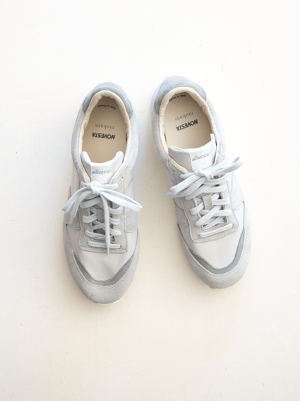 niuhans × NOVESTA Marathon Model (Light Grey)