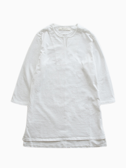 Honor gathering Andes Cotton Shirt (white)