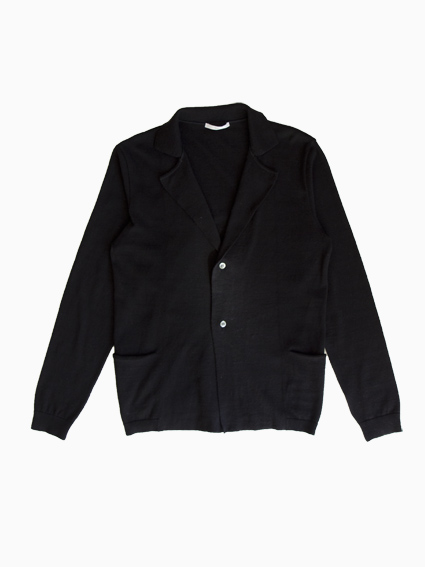 TARV Cotton Cashmere Jacket (Black)