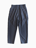 Honor gathering Stripe Washer Pants (charcoal)