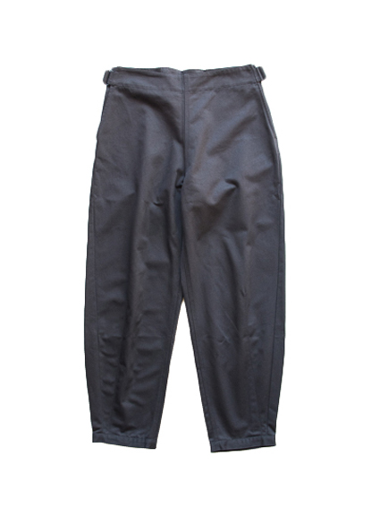 Cotton OSFA Wide Pants (Black)