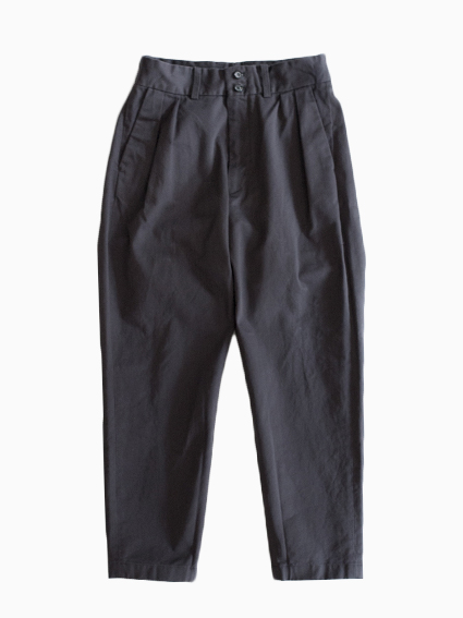 Honor gathering Vintage Chino Cloth Pants (shadow)