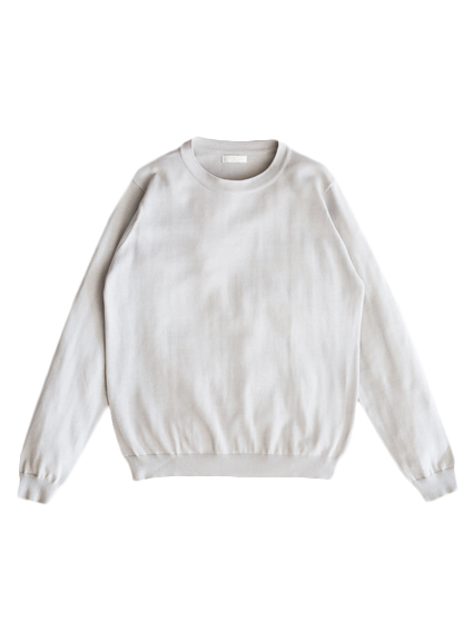 niuhans Organic Cotton L/S Sweater