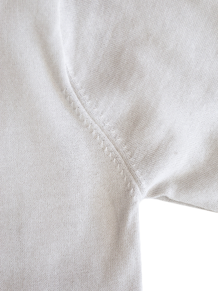 niuhans Organic Cotton S/S Sweater