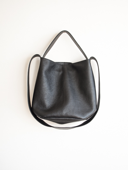 TIDI DAY SHOULDER BAG M (Black)