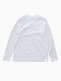 niuhans Suvin Cotton L/S Tee(White)