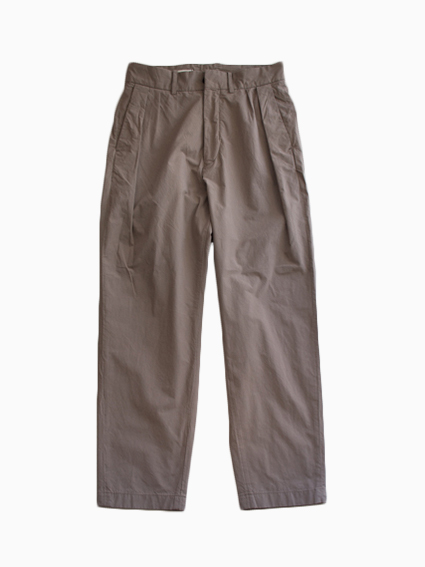 Honor gathering Luxury Cotton Pants (beige)