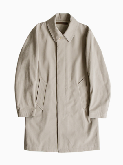 Honor gathering Stain Collar Coat(Beige)