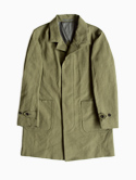 niuhans Double Cloth Cotton Coat(KHAKI)