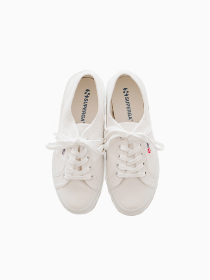 SUPERGA Canvas(WHITE)