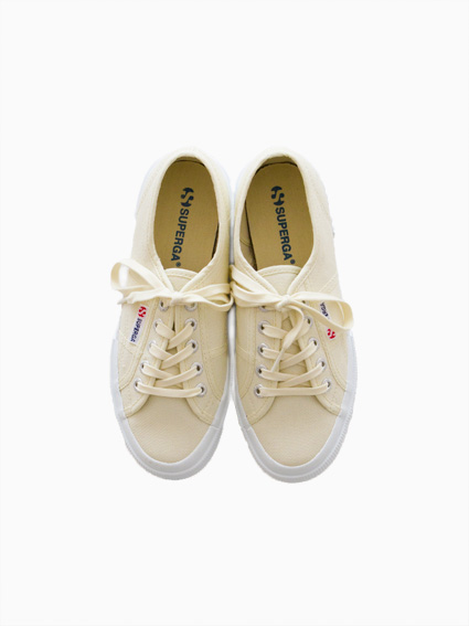 SUPERGA Canvas(IVORY)
