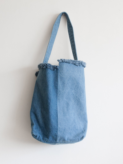 Aeta Shoulder Bag S  5 Pocket(DENIM)