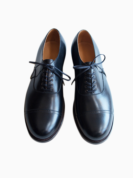 forme Straight Tip Shoes Men's - Carf (内羽根)