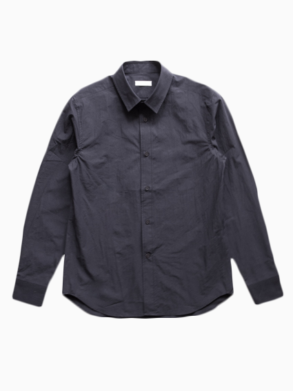 Sound Cloth Cotton L/S Shirts (D.Brown)