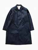 semoh Soutien Collar Coat for Ladies (Navy)