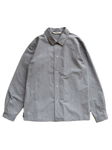 BOX SHIRT (Gray) - Men`s