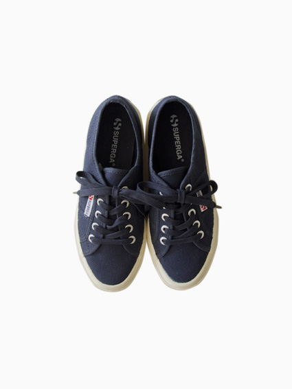 SUPERGA Canvas(NAVY)