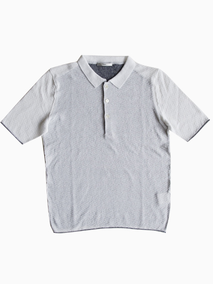 TARV Cotton Polo Shirts(WHITE)