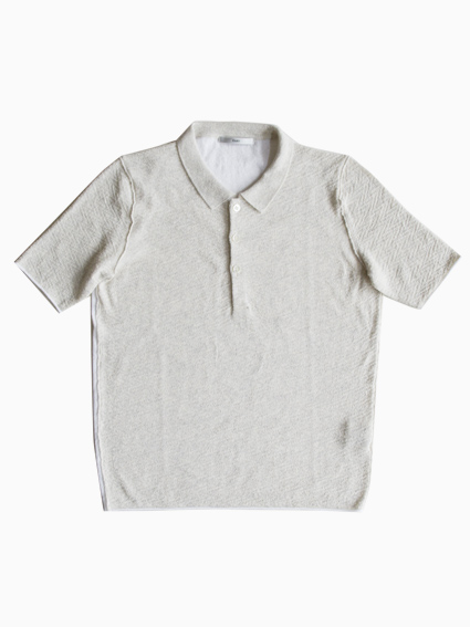 TARV Cotton Polo Shirts(OAT MEAL)