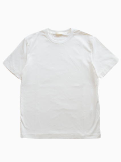 Suvin Cotton S/S Tee (White)