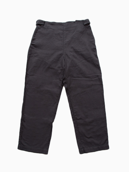 THE HINOKI Oxford Tapered Pants (D.Gray)