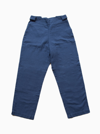 THE HINOKI Oxford Tapered Pants (Navy)