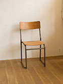 School Chair (Belgium)