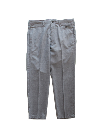 No Tuck Easy Trousers (C.Gray)