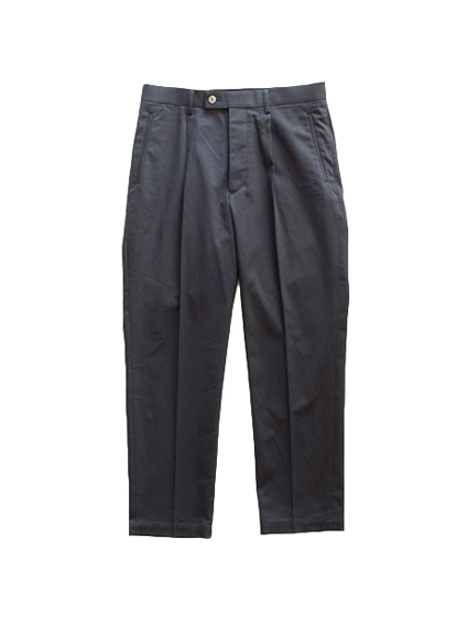 1Tuck Trousers (Black)