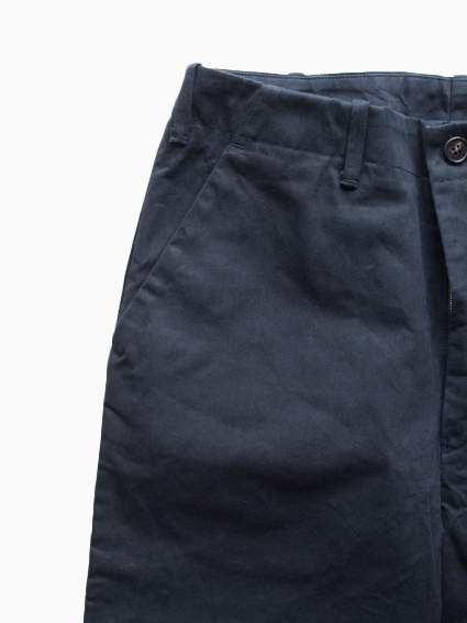 semoh Cotton Chino Pants (black)