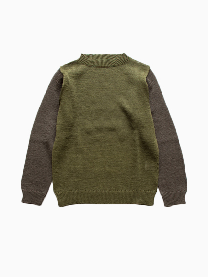 semoh Cotton Knit (Khaki)
