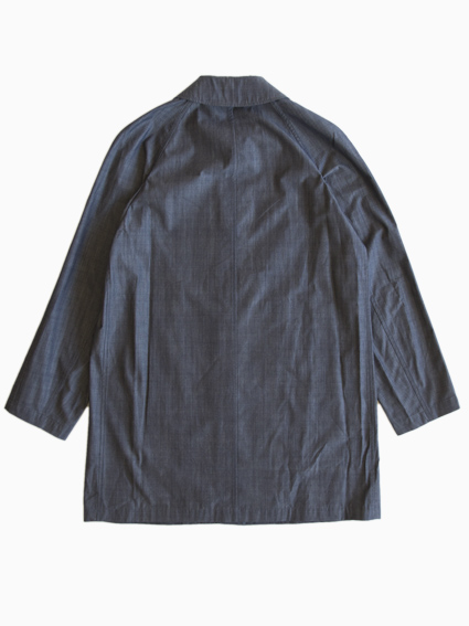 OH WELL Cotton Coat(DARK INDIGO)
