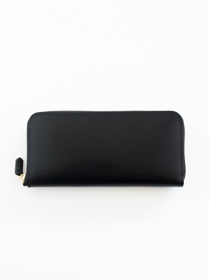 ViN Zip Long Wallet クロ