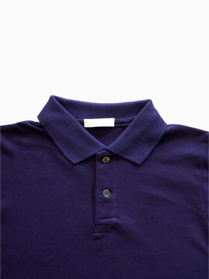 niuhans Organic Cotton Polo(Navy)
