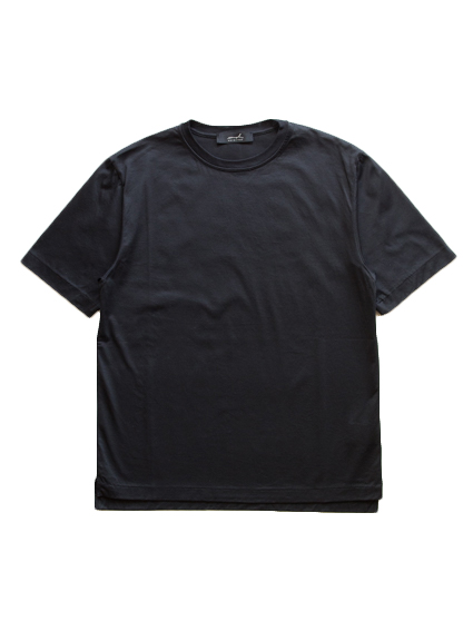 semoh Albini Cotton T-Shirt (Black)