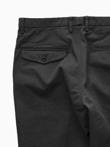 Honor gathering Vintage Twill Pants (dark navy)