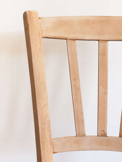 Bistrot Chair(France)