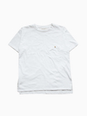 Honor gathering andes cotton T-shirts(White)